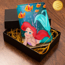 Cute Mermaid Passport Cover - Passport Holder - Vacation/Travel Gift - $15.74