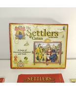 The Settlers of Catan 1996/1997 by Klaus Teuber 100% Complete #483 Mayfa... - $44.51