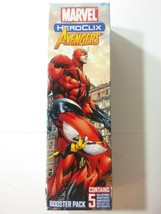 WizKids Marvel HeroClix Avengers Booster Pack (Original Box w 5 Figurines) - $22.72