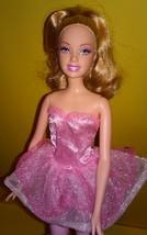 Barbie Doll Ballerina 2006 Pink Legs - $12.99
