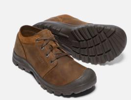 Keen Grayson Bas Taille 23cm M (D) Eu 42 Homme Oxford Lacets Chaussures Mid