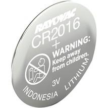RAYOVAC KECR2016-1C 3-Volt Lithium 2016 Keyless Entry Battery - $20.03