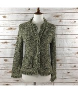 Women's Anthropologie Angel of the North Cardigan, Large, EUC, (W14146) - $32.83