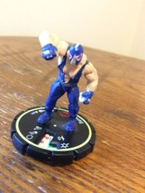 Heroclix Bane #091 Rookie USED from DC Hypertime Booster Pack Mint - $7.95