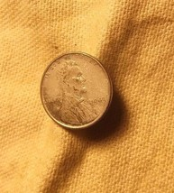 1943-P Lincoln Wheat **STEEL** Penny !! ALBUM FILLER  / LOW GRADE / *SALE - $1.03