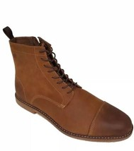 Timberland Mens Coblton Zip Bt Brown Shoes Ankle Boots A13j9 Size 11M US... - $140.24