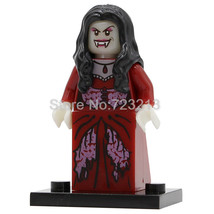 Single Sale Vampire Queen Halloween Movie Series Minifigure Blocks for LEGO - $8.50