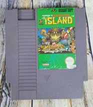 Adventure Island (Nintendo Entertainment System, 1988) - $11.87