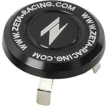 STEM CAP BLACK Zeta High Performance Products - $8.95