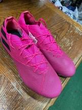 adidas nemeziz 19.1 fg 360 Agility Torsion System Hot Pink Black Size 9.5 Only - $168.30