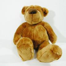 GUND Plush Bear Brown 20 inch All Stars Hockey Stuffed Animal Childrens ... - $24.20