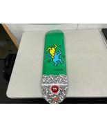 Keith Haring X Alien Workshop - Tyler Bledsoe Skate Deck - $349.88