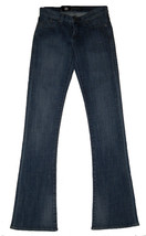 Womens Jeans Size 0 Rock & Republic Kasandra Bootcut Blue Denim Stretch New - $39.99