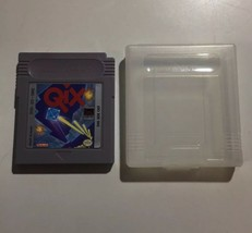 Qix Nintendo Game Boy Vintage 1990 Game Cartridge Only - $9.90