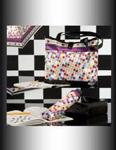 "2 pc Set  - 18"" Tote with Matching 10"" Compact Umbrella -4 Designs Casino Sudoku image 5"