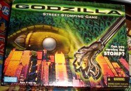 GODZILLA STREET STOMPING GAME - $26.00