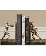 """7"""" Athlete Bookends Set - Polystone - $45.53"""