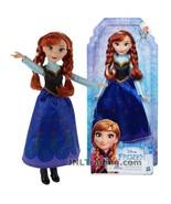 "NEW Disney 2015 FROZEN Movie 11"" Doll Hasbro - ANNA B5163 - $21.99"