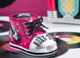 "Baby Shoe Money Banks - 10 Designs - 5"" x 2.8"" x 3"" image 4"