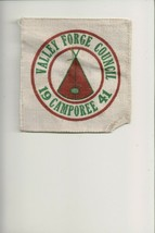 1941 Valley Forge Council Camporee patch - $9.90