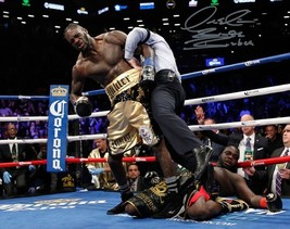 * Deontay Wilder Signed Photo 8X10 Rp Autographed Heavyweight Boxing Champion - $19.99