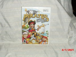 Pirates: Hunt for Blackbeard's Booty (Nintendo Wii, 2008) Manual Included - $6.99