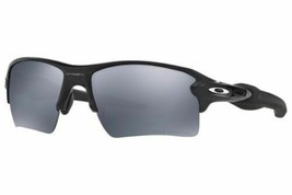 Oakley Flak 2.0 Sunglasses OO9295-07 Black Iridium Polarized  - $98.99