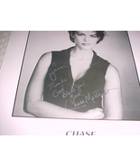 Chase Masterson - Star Trek autographed 8 x 10 - free shipping - $23.99