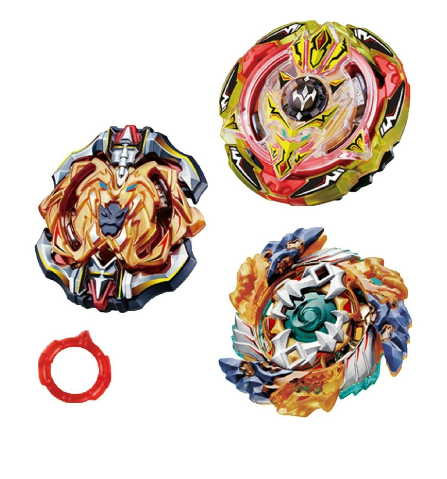 Takaratomy Beyblade Burst Best Customize Set Volume 2 B-103 B-115 B-122 Top Toy