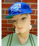 Vintage 1990s New York Giants Hat Adjustable Unisex New w/Official NFL Tag - $22.75
