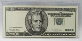 Rare Series 1996 $20 FRN w/ 3rd Printing Omitted Major Error Note PC-607 - $842.74