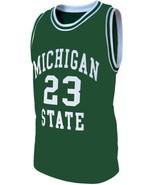 Draymond Green #23 College Basketball Custom Jersey Sewn Green Any Size - $29.99+