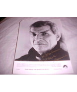 Mark Benard Star Trek autographed 8 x 10 - free shipping - $23.99