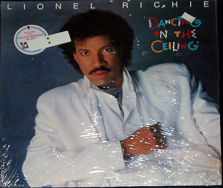 Lionel richie  dancing on the ceiling  cover