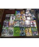 Mixed Lot Of PlayStation 1, PS2, WII, XBox 360, Atari, GBA, DS, & Star W... - $39.59