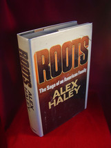 Roots : The Saga of an American Family by Alex Haley (1976, Hardcover 1s... - $83.30