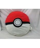 """Pokemon Pokeball Poke Ball Pillow Plush 19"""" Northwest Stuffed Toy - $19.95"""
