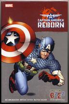 Captain America Reborn Hardcover C2E2 Variant New - $24.00