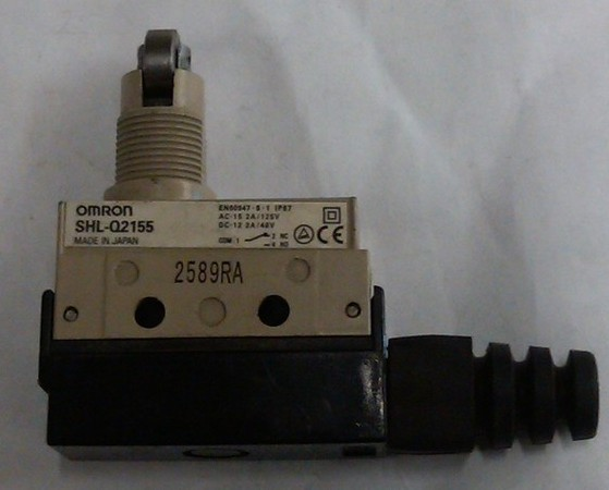Omron SHL-Q2155 Limit Switch