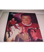 Star Trek - James Kirk 8 x 10 photo - free shipping - $8.99