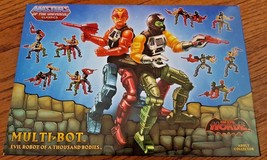 CGP24: Masters of the Universe Classics Multi-Bot Exclusive Action Figur... - $39.99