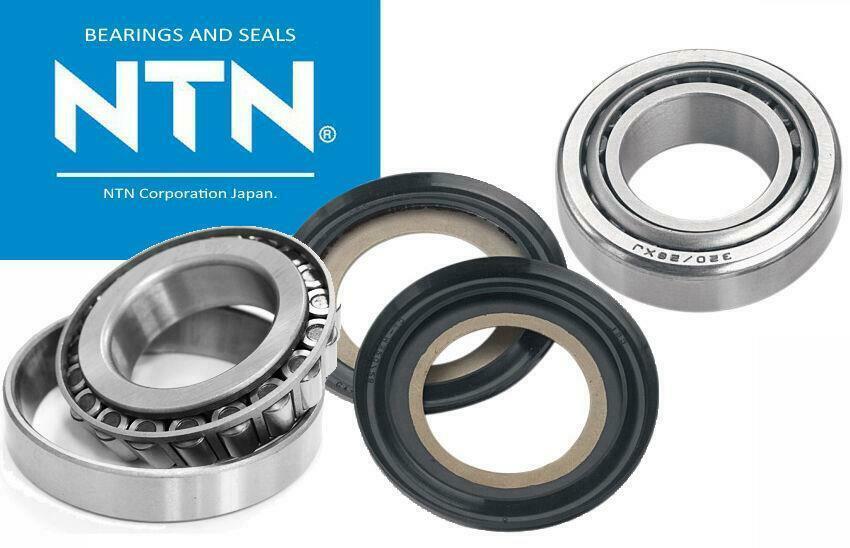 Steering Bearings Kit (& Both Seals) for: Yamaha YZF R6 1999-05  **NTN Brand** - $23.06