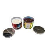 Bath & Body Works Paris Cafe Bouquet Scented Candle 14.5 oz (Set of 2) 3... - $49.89
