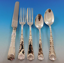 Wave Edge by Tiffany and Co Sterling Silver Flatware Set for 6 Service 3... - $3,850.00