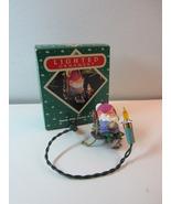 1987 Hallmark Keepsake  North Pole Power & Light Lighted Ornament - $10.99