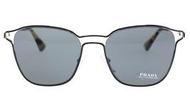 New Prada Sunglasses Women SPR 54T Black 1AB-5S0  SPR54T 55mm - $144.16