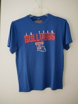 NCAA Louisiana Tech Bulldogs Youth Destroyed Short sleeve T Shirt Sz M NWT - $14.85