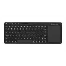 IOGEAR Keyboard GKM562R Wireless Keyboard with Touch Pad 2.4GHz Retail - €49,08 EUR