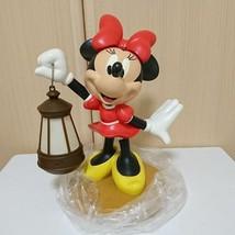 Disney Store Japan Minnie Mouse Melody Light Table Lamp LED Illumination - $167.31