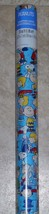 PEANUTS SNOOPY CHRISTMAS WRAPPING PAPER 20 SQ FT ROLL American Greetings - $4.75